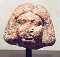 Egyptian head statue, Muenchen 2017-09-12 .jpg