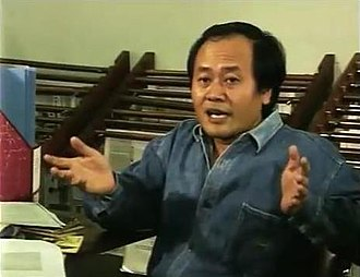Eka Budianta - Budianta in 1994