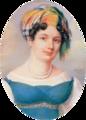 Ekaterina Karamzina by J.Benner (1817, Hermitage).png