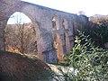 El Pont Nou, aqüeducte, Sant Pere de Riudebitlles, Detalls 11.jpg