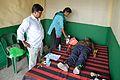 Electrocardiogram - Health Check-up Camp - Howrah Swamiji Sangha - Dumurjala - Howrah 2015-04-12 7694.JPG