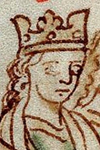 Ramon Berenguer IV, Count of Provence - Image: Eleonor Provence