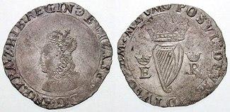 Elisabeth Irish groat 1561 602448