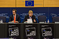 Elmar Brok Press conference Strasbourg European Parliament 2014-02-03 06.jpg