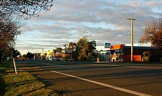 Elmore, Victoria Town in Victoria, Australia