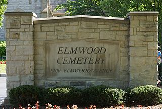 Elmwood Cemetery (Detroit, Michigan) United States historic place