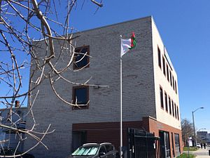 Foreign relations of Madagascar - Embassy of Madagascar in Ottawa