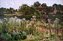Emile Claus - De Leie in Astene.JPG