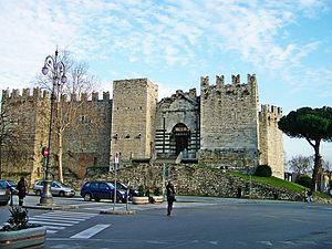 Prato - Emperor's Castle.