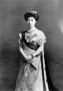 Empress Teimei Empress consort of Japan