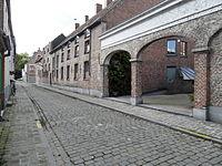 Engelstraat Oude Brouwerij Vander Ghote.JPG
