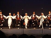 "Ensemble ""Kolo"" dancing folk dance of Gnjilane.jpg"