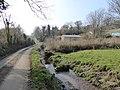 Entering Powerstock along Kings Lane (geograph 4389971).jpg