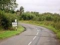 Entering the village of Burton Hastings - geograph.org.uk - 568758.jpg
