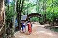 Entrance into Emerald pool park, Krabi provice, Thailand 2018 1.jpg