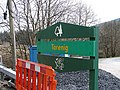 Entrance to Tarenig Woodland - geograph.org.uk - 750938.jpg