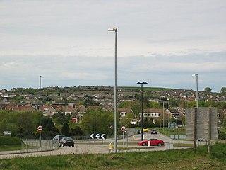 Westhill, Aberdeenshire Human settlement in Scotland