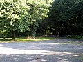 Entrance to the Forest car park at Florence Court - geograph.org.uk - 984345.jpg