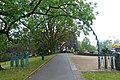 Entryway arch - Mathildenhöhe - Darmstadt, Germany - DSC01407.jpg