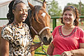 Equestrian center treats secondary PTSD 140617-A-ZU930-001.jpg