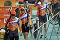 Equipe de ciclismo da Holanda treina no Velódromo (28531219212).jpg