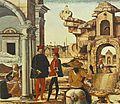 Ercole de' Roberti - Griffoni Polyptych - Predella (detail) - WGA19614.jpg