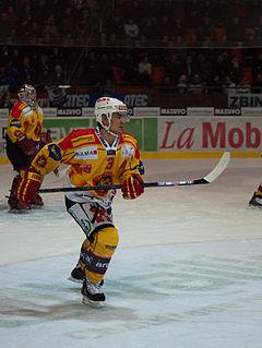 Eric Blum Swiss-Japanese ice hockey player