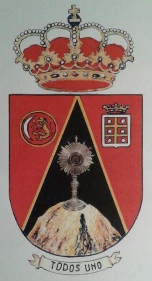 Vellisca - Image: Escudo de Vellisca