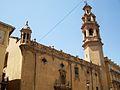 Església de Sant Llorenç de València abans de la neteja de la façana.jpg