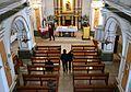 Església de santa Anna de Campell, interior des del cor.JPG