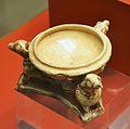 Especier, pisa de reflex daurat, Manises, Museu de Ceràmica de València.JPG