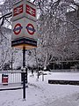 Euston Square in the snow - geograph.org.uk - 1146300.jpg