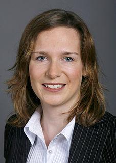 Evi Allemann Swiss politician