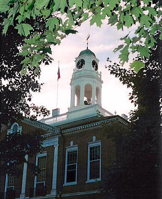 Phillips Exeter Academy - The Academy Building