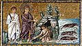 Exorcism of the Gerasene - Sant'Apollinare Nuovo - Ravenna 2016.jpg