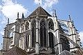 Exterior of Église Saint-Pierre de Chartres 2.jpg