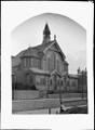 Exterior of the Vivian Street Baptist Church, Wellington ATLIB 273547.png