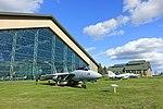 Exterior view - Evergreen Aviation & Space Museum - McMinnville, Oregon - DSC00410.jpg