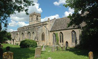 Eynsham Human settlement in England