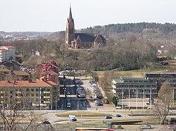 Fässbergs kyrka i Mölndal.JPG