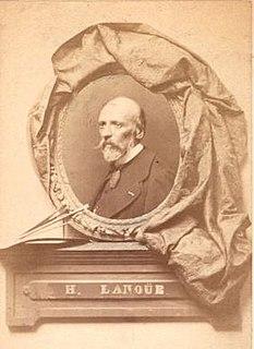 Félix-Hippolyte Lanoüe French painter
