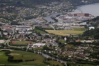 Førde Former municipality in Sogn og Fjordane, Norway