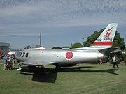 F-86F (JASDF)