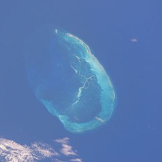 French Frigate Shoals Atoll in Hawaii