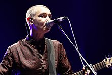 Sinead O'Connor a Festival Intercèltic d'An Oriant, 2013