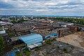Fabrikhallen der ehemaligen Gasmotorenfabrik Deutz, Klöckner-Humboldt-Deutz, Westwaggon, Köln-Mülheim - Luftaufnahme-0907.jpg