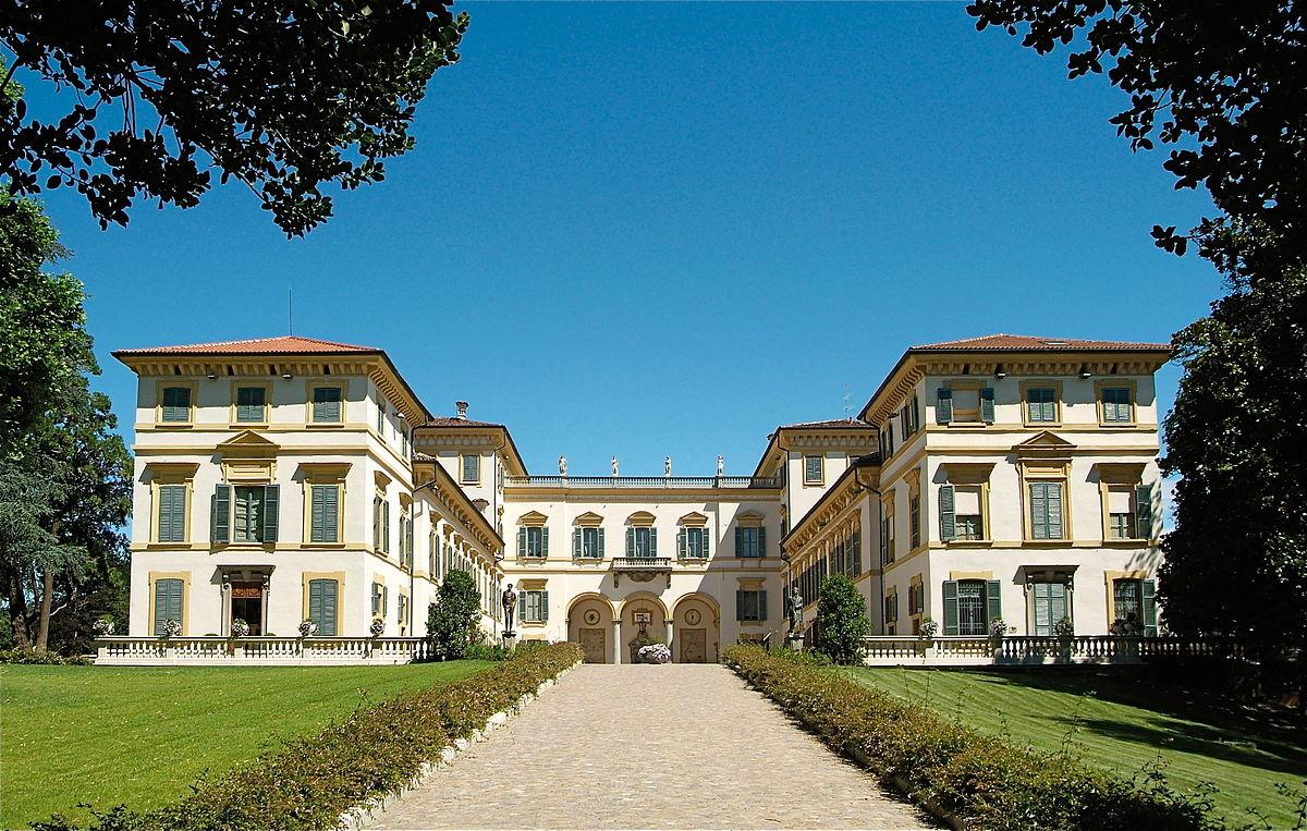 Hotel Villa Italia Spa
