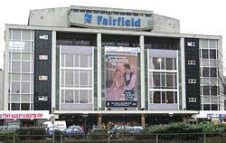 The Fairfield Halls, Croydon's entertainment complex