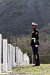Fallen comrades honored at Cuzco Wells Cemetery 140526-A-EG775-043.jpg