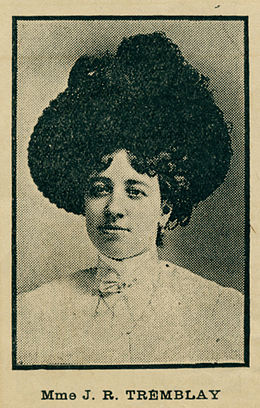Fannie Tremblay, 1909.jpg